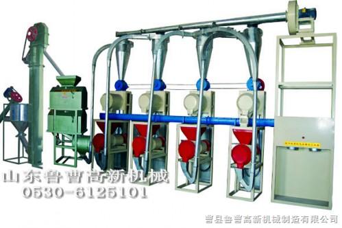 6FW-12B型全自动制粉机组-全自动玉米粮食制粉机组