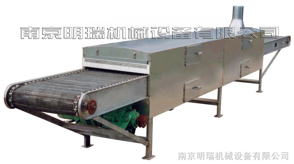 蔬菜加工机械—隧道式漂烫机