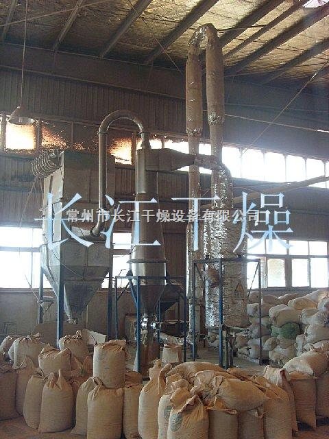 玉米蛋白专用脉冲气流干燥机