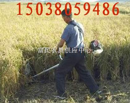 富民新型小麥收割機