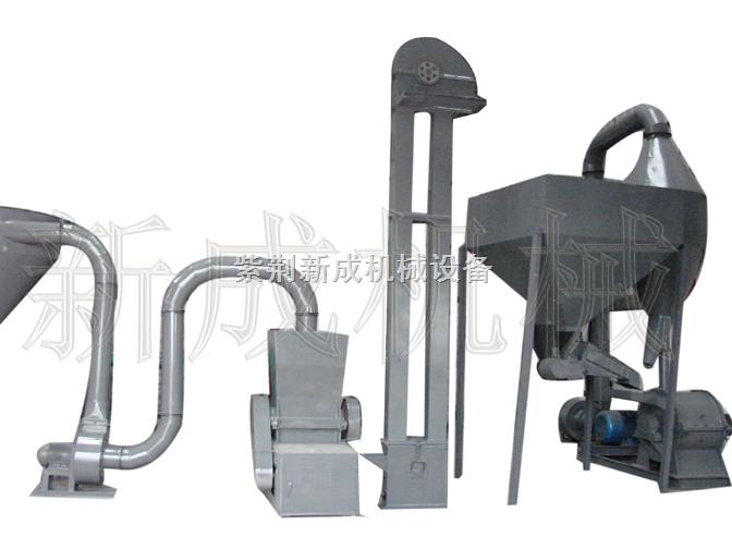 内蒙古售双机双室木粉机设备/XC1多功能木粉机价格/超细木粉机厂家