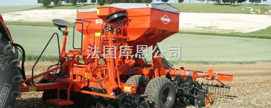 SD 3000牵引式气力免耕播种机