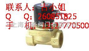 2W黄铜电磁阀 2W160-10 2W160-15 2W200-20电磁阀 2W250-20电磁阀