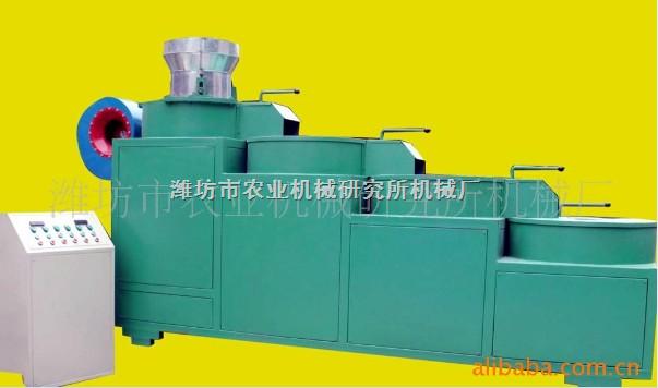 WNJ-400型矿物造粒机