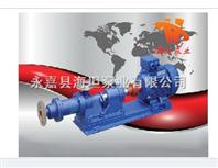 螺杆泵系列 I-1B系列浓浆泵